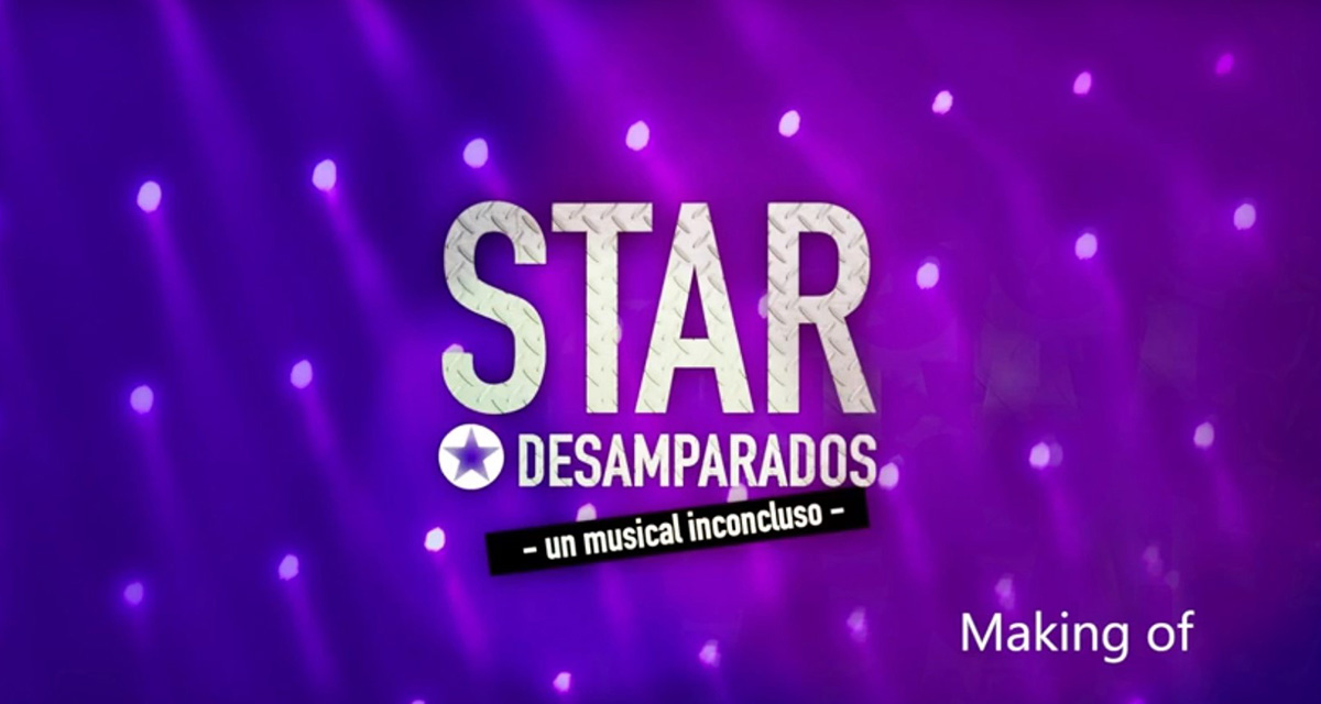 Making of Star Desamparados