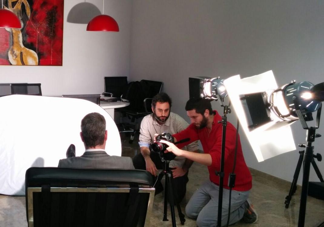 vídeo de empresa en valencia