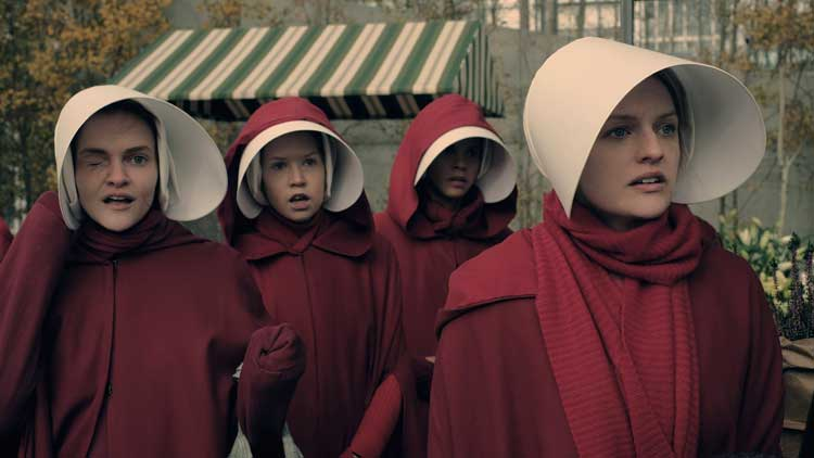 THE HANDMAID'S TALE series 2017