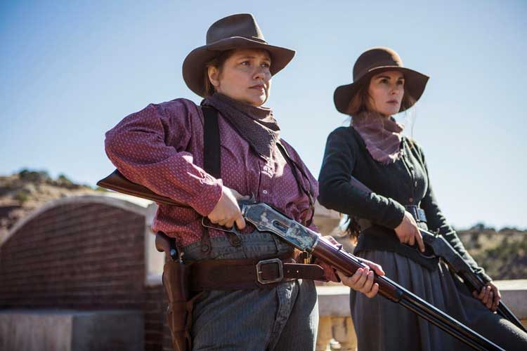 GODLESS series 2017
